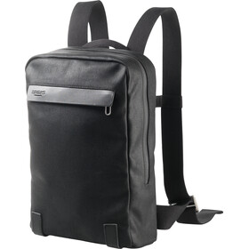 Brooks Pickzip Canvas Backpack small total black